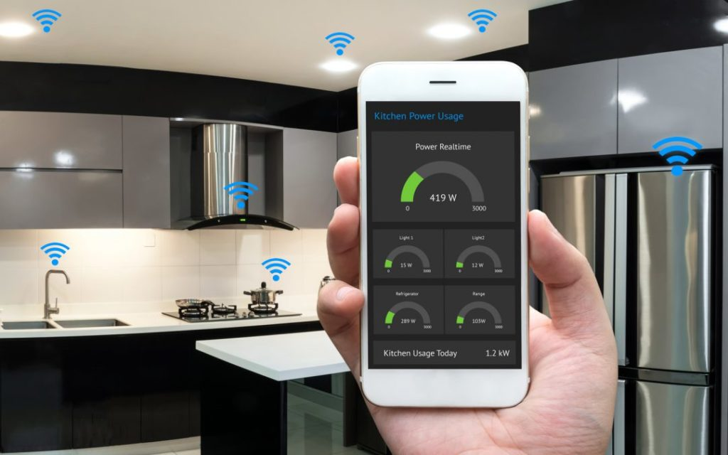 That's it - Smart Kitchens, IoT and Smart Technology